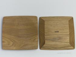 富田聡子の工房cocoの木製プレートサイズM