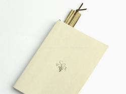 カコイプロダクツの天然木のブックマークき6種類