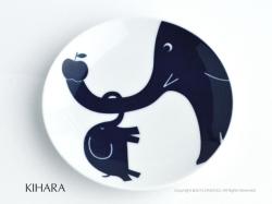 有田焼のKIHARA(キハラ)の豆皿コモンキッズぞう
