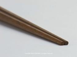 木工作家の木下直樹の木製子供食器「ベビー食器シリーズ」八角箸