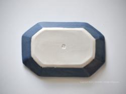 taro-cobo(タロウ工房)  竹之内太郎の器(陶器)八角皿シリーズ
