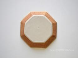 taro-cobo(タロウ工房)  竹之内太郎の器(陶器)八角シリーズ