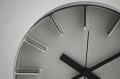 edge clock(エッジクロック) アルミニウム 時計